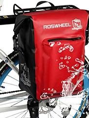 TPU /ナイロン光とウォータープルーフサイクリングサイド荷物袋(20L)