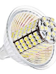 5W GU5.3(MR16) LEDコーン型電球 MR16 120 SMD 3528 420 lm ナチュラルホワイト DC 12 V