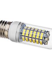 E26/E27 LED corn žárovky T 120 SMD 3528 270 lm Přirozená bílá AC 220-240 V