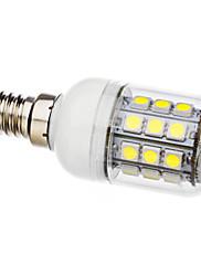 4W E14 LED corn žárovky T 30 SMD 5050 330 lm Přirozená bílá AC 110-130 / AC 220-240 V