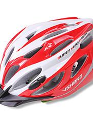 MTBヘルメットサイクリングAjustableのEPS素材アソートカラー(25ベント)