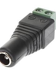 femalのライトLEDストリップランプワイヤーコネクター