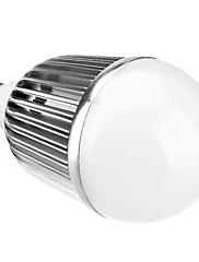 E27 15W 1200LM 5500K 温白色LEDキャンドル型電球 (110-220V)