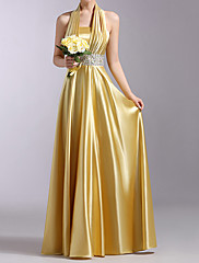 Lady Antebellum Classic Palace styl dlouhé šaty
