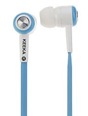 ka-17 3,5 mm konektor kvalitní in-ear sluchátka pro iphone6 / iphone6 Plus