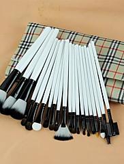 20 ks Makeup kartáče Brush Set Kit Case Cosmetic Professional 776