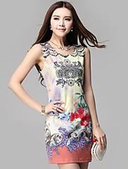 TS Vytisknout Simplicity pláště šaty