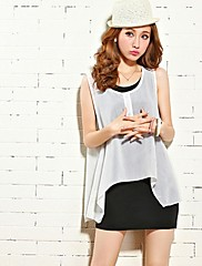 SHA Shi Meng Na dámské kolo Bodycon Sexy šifónové šaty Barevné obrazovky