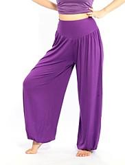 vysoký pas větší velikosti konvergentní jóga kalhoty