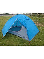 Compass Outdoor 3 Person Aluminium Pole Waterproof Camping Tent