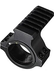 ls075 25mmのリングスコープ懐中電灯レーザーチューブピカティニー·レールは、マウントアダプタ