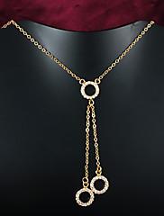 プロモーション販売パーティー/カジュアル金は、女性2020用のペンダントネックレスファッションジュエリーメッキ