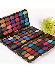 財布のスタイル84色プロアイシャドウメイクアップ化粧品のパレット