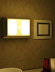 lidského těla indukční lampy abs vedl světlo noční lampa 110-220V