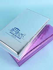 1PCSマニキュア見本カードの爪ゲル表示色マニキュアネイルショップでは162色がマニキュアをパレット持っている必要があります