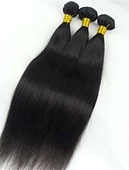 Lidské vlasy Vazby Peruánské vlasy Proste Jeden díl Vazby na vlasy