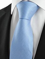 Muž Bavlna / Polyester / Umělé hedvábí Vintage / Roztomilý / Party / Pracovní / Na běžné nošení Kravata,Žakár
