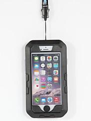 Suché Boxy Mobilní telefon Voděodolný Dotyková obrazovka Potápění a šnorchlování. PVC Černá