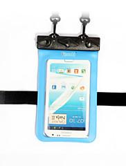 Suché Boxy Suché pytle Mobilní telefon Voděodolný Potápění a šnorchlování. PVC Černá