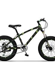 """7 brzina 20 """"X11"""" x4.0 """"masnoće gume za snijeg bicikl obk ™ masnoća bicicleta mountain bike ovjes aluminijske legure vilice"""