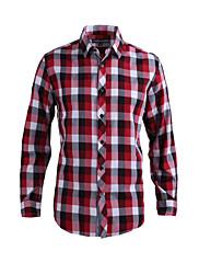 JamesEarl 男性 シャツカラー ロング シャツ&ブラウス シルバー - DA202028801