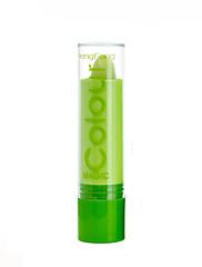 1 mokrý Khaki Barevný lesk Voděodolný Lips