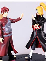 Naruto Gaara PVC One Size Anime Čísla akce Stavebnice Doll Toy