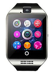 smart q18 montre avec la caméra de l'écran tactile pour téléphone Android et iOS