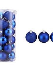 Vánoční světelné koule kulového vánoční koule pokovování na Nový rok dekorace