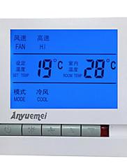 AYM-605f regulace vlhkosti teplota nástroj (plug in AC-220; teplota: 0-60 ℃, vlhkost 5 - 90%)
