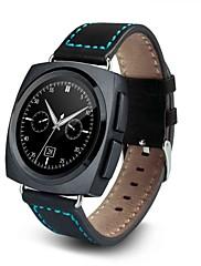 kožni remen pametni sat al11 sa zaslonom osjetljivim na dodir otkucaja srca funkciju senzora pedometar push poruku