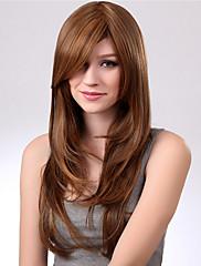 módní sladké Gloden střední vlnová délka syntetické vlasy, paruky