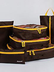 Travel Travel Bag Luggage Organizer / Packing Organizer Packing Cubes Travel Storage Net Fabric