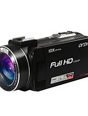 Plast Digitální fotoaparát Vysoké rozlišení Senzor Mikro USB Dálkový ovladač 1080P Detekce úsměvu Snadné přenášení Miracast