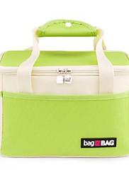 Unisex Skladovací taška Nylon Celý rok Ležérní Zip Vodní modrá Kávová Zelená