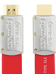 HDMI 2.0 Kabel, HDMI 2.0 to HDMI 2.0 Kabel Han - Han 20,0 mio (60ft)
