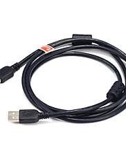 USB 2.0 Kabel, USB 2.0 to USB 2.0 Kabel Samec-samec 1.5M (5 stop)