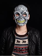 Máscara do partido de Halloween terrorista alienígena cabeça terror máscara de Halloween mascara e adereços de televisão