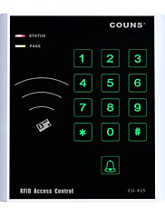 Couns kontrola pristupa jedan stroj dodir kontrola pristupa kontroler ID kartica kontroler kontrole pristupa 125khz