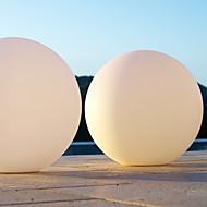 bezdrátové a dobíjecí led lampy pro bazén - dráha tvar (1075-ball250orb)