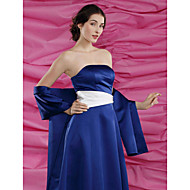 Wedding  Wraps / Shawls Shawls Satin Royal Blue Party/Evening