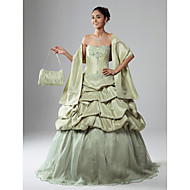 TS Couture® Prom / Quinceanera / Military Ball Dress Apple / Hourglass / Inverted Triangle / Pear / Rectangle / Plus Size / Petite / MissesA-line
