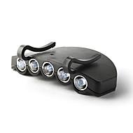 自転車用ライト キャップライト LED サイクリング CR2032 ルーメン バッテリー キャンプ/ハイキング/ケイビング 日常使用 ダイビング/ボーティング 警察/軍隊 サイクリング 狩猟 釣り 旅行 ワーキング 多機能 登山
