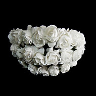 Women's Paper Headpiece - Wedding/Special Occasion/Casual Flowers
