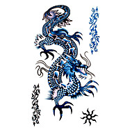 Tattoo Stickers Totem Series Pattern Waterproof Men Boy Teen Flash Tattoo Temporary Tattoos