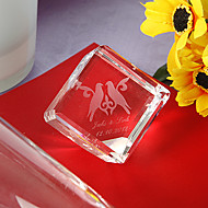 Gifts Bridesmaid Gift Personalized Crystal Table Display Keepsake