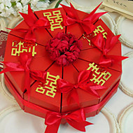 Double Happiness chinesische Kuchen zugunsten Box (10 Stück)