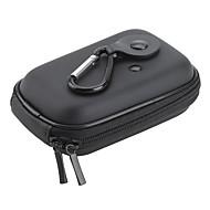 """félkemény felület táska karabinerrel (4 """"x 3"""")"""