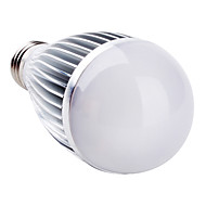 E26/E27 7 W 7 High Power LED 700 LM Natural White G Globe Bulbs AC 85-265 V