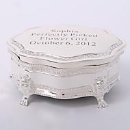 placat cu argint-box personalizate tutania bijuterii delicate